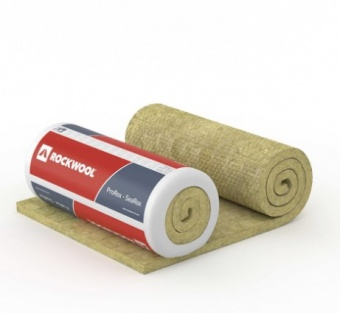 Мат Rockwool alu wired mat 80